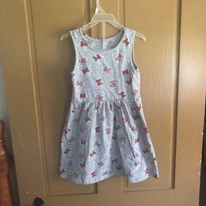 Little girl Minnie Mouse summer dresss.